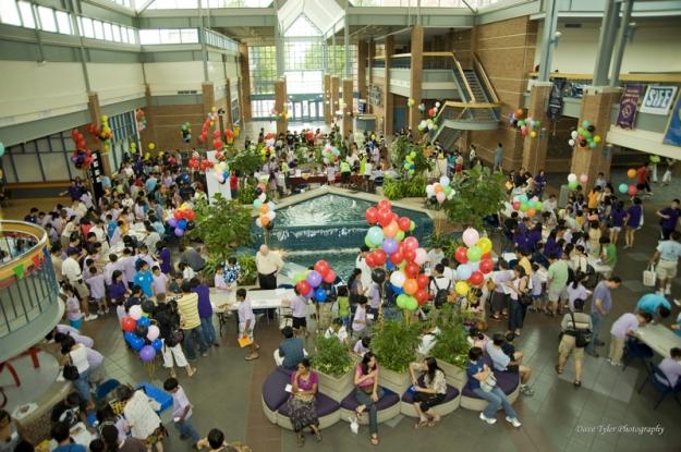 2011 MathFun at Collin College Spring Creek Campus